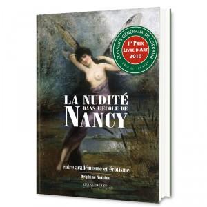 La nudité dans l'Ecole de Nancy - Entre académisme et érotisme