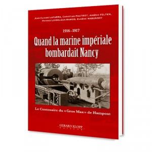 Quand la marine impériale bombardait Nancy