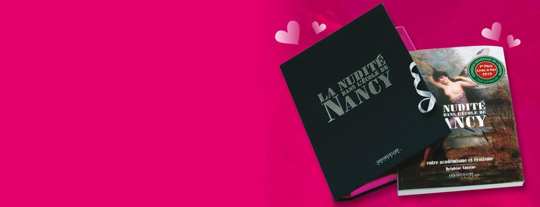 Offre spéciale Saint-Valentin 2017 coffret Nudité Nancy