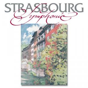 Strasbourg Symphonie - Pochette A
