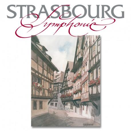 Strasbourg Symphonie - Pochette B