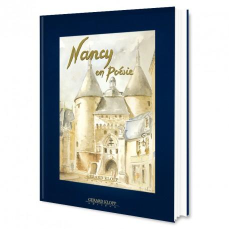 Nancy en Poésie