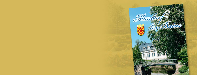 Couverture du livre Mondorf-les-Bains