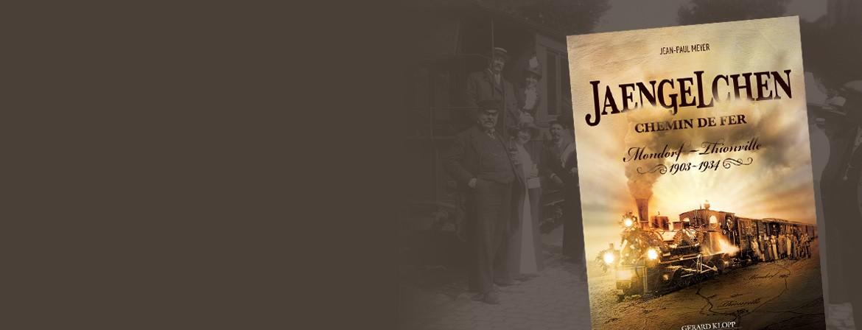 Couverture du livre Jaengelchen