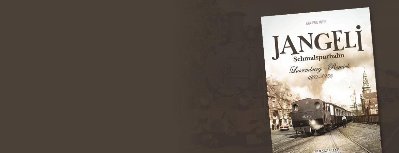 Couverture du livre Jangeli